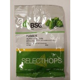 BSG 1 oz English Fuggle Pellets