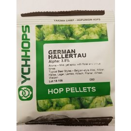 YCHHOPS 1 oz German Hallertau Pellets