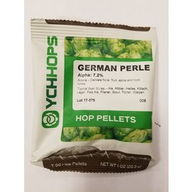 YCHHOPS 1 oz German Perle Pellets