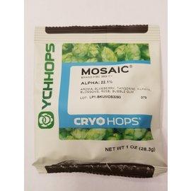YCHHOPS 1 oz Mosaic Cryo hop Pellets