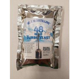 Turbo Yeast 48 Hr w/ AG