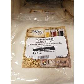 Briess Briess 1# Pilsen Light Dried Malt