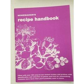 Winemakers Recipe Handbook (Massaccessi)