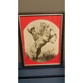 Roy Rogers  Auto Picture
