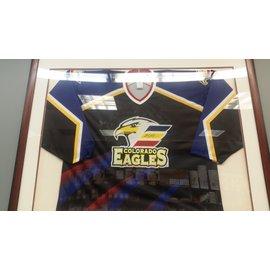 Colorado Eagles Team Signed Jersey
