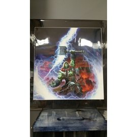 World of Warcraft Thrall Limited Edition Print