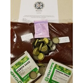 B&C Wheat Ale Kit (extract)