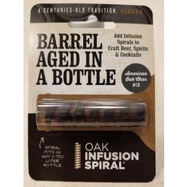 Oak Infusion Spiral American Oak Char #3