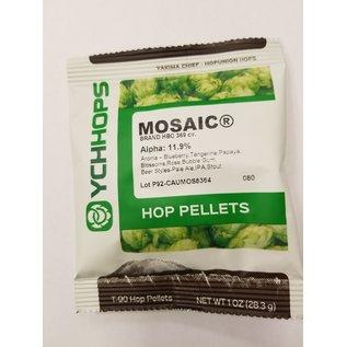YCHHOPS 1 oz US Mosaic Pellets