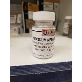 LD Carlson 2oz Potassium Metabisuphite