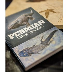 Permian, Birth of a New World By Wachtler and Perner (New Signed Hardcover by Perner)