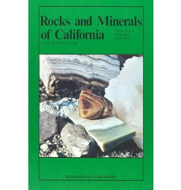 Rocks and Minerals of California (Very good condition Used Paperback)