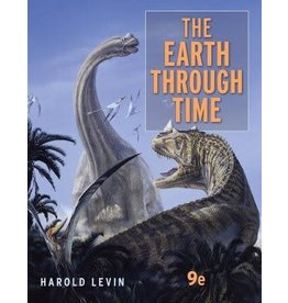 The Earth Through Time (Good condition Used Paperback)