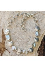 Special Concept Fish Pearl Necklace