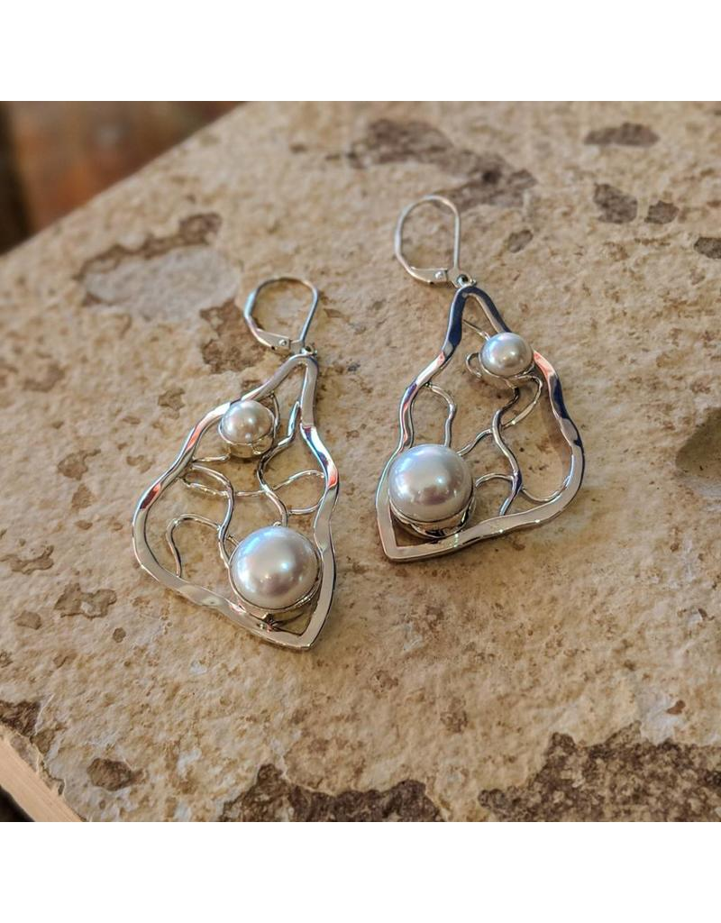 Special Concept Pearl Ss Earrings
