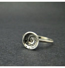 Sixteen50 Spiral Cup Ring