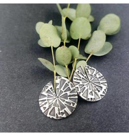 Sixteen50 Shattered Split Disc Earrings
