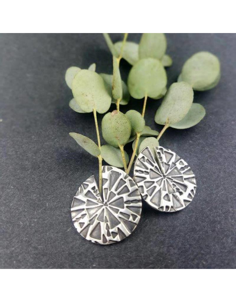 Sixteen50 Shattered Split Disc Earrings