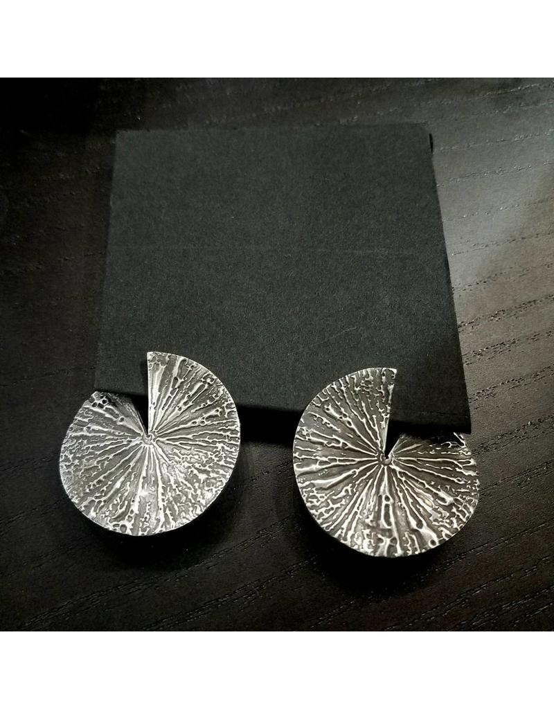 Sixteen50 Citrus Split Disc Earrings