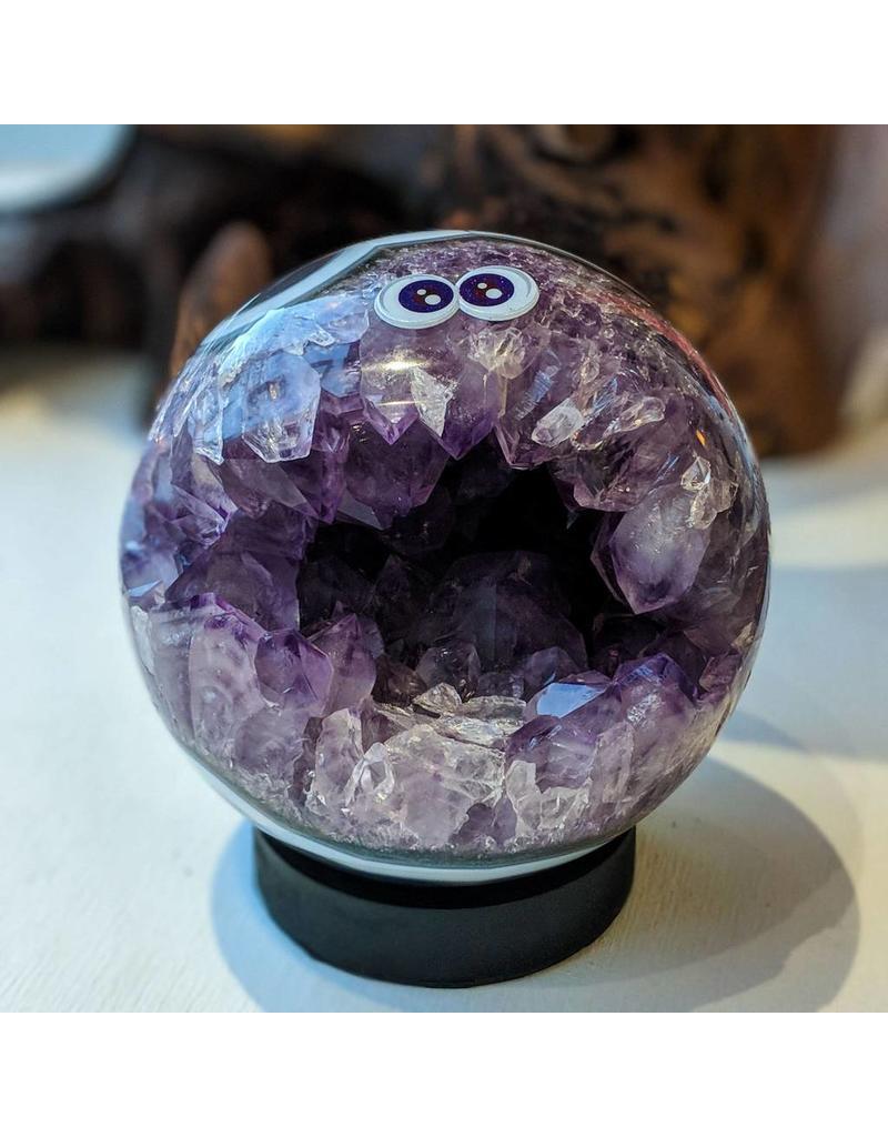 Amethyst Vug Sphere 138mm 3.10kg Uruguay