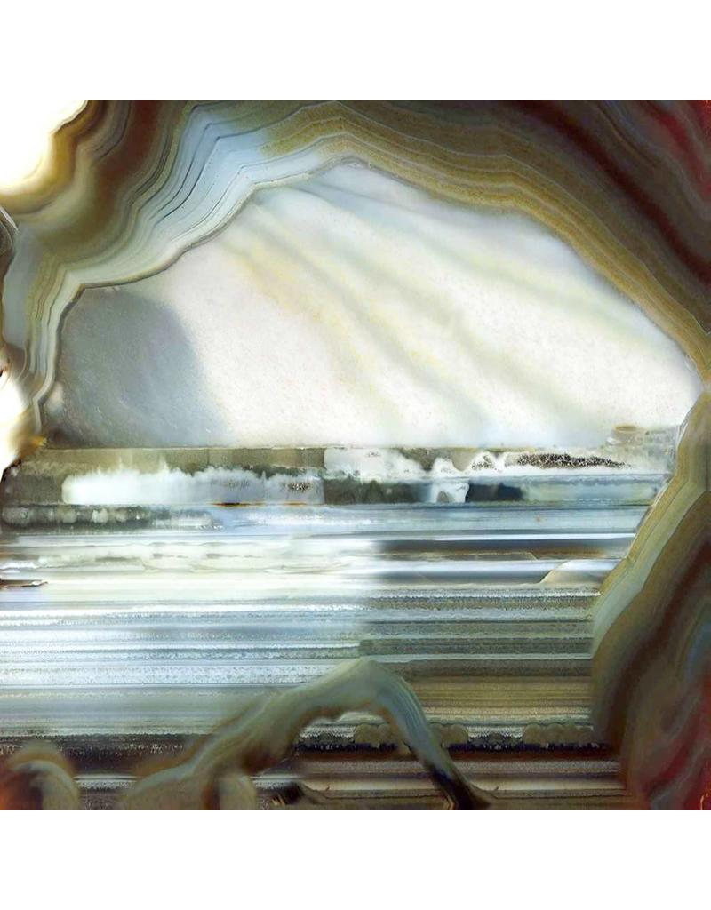 Mike Woodward Photography Ocean Banded Agate 203x203mm