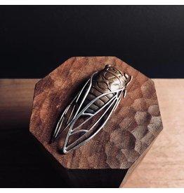 Miki Tanaka Cicada Bronze, SS 57mm