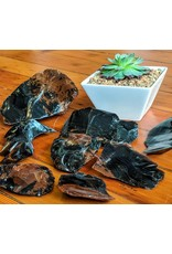 Mahogany Obsidian Oregon