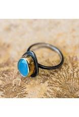Bora Jewelry Chalcedony Ring 7.5