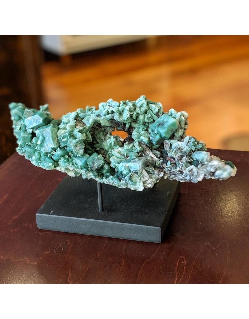 Apophyllite Stilbite Celadonite 275x110x95mm 1440g India