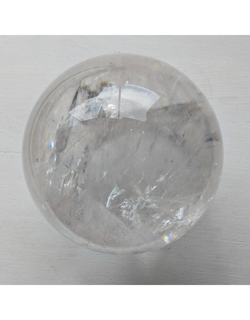 Clear Quartz Sphere 134mm 3.2kg