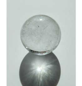 Clear Quartz Sphere 45mm 127g