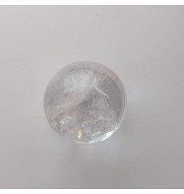 Clear Quartz Sphere 43mm 108g