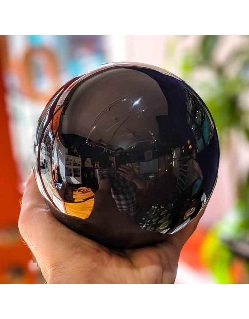 Black Onyx Sphere 127mm 2.5kg