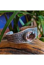 Ametrine Vintage SS Bracelet