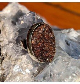 Astrophyllite Ring 9