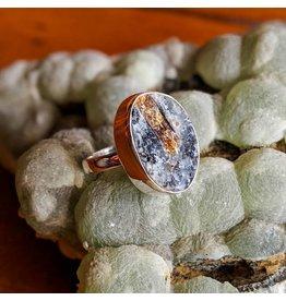 Astrophyllite Ring 8