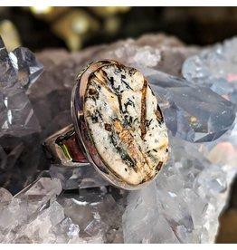 Astrophyllite Ring 10