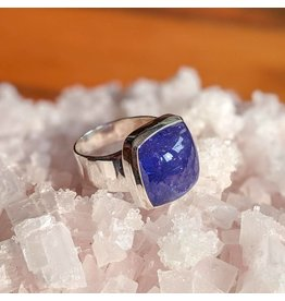Sterling Creations Tanzanite Ring 10