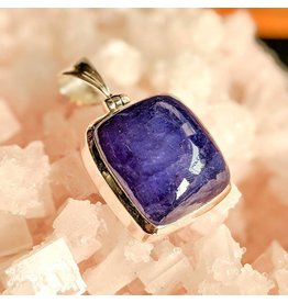 Sterling Creations Tanzanite Pendant