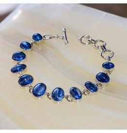 Sterling Creations Kyanite Bracelet