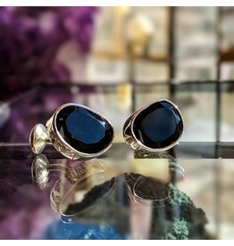 Bora Jewelry Black Onyx Cufflinks