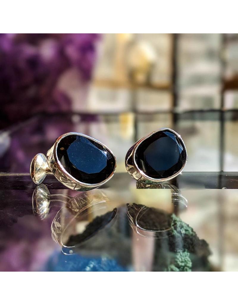 Bora Jewelry Black Onyx Cufflinks