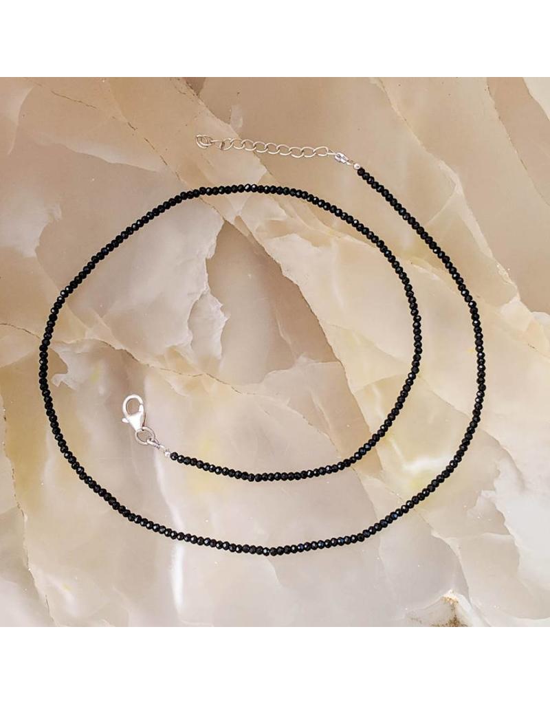 Sanchi and Filia P Designs One-Strand Bead Necklace