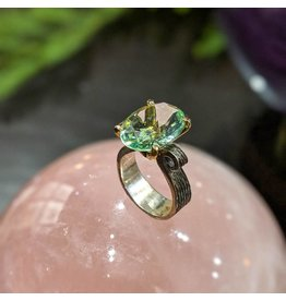 Bora Jewelry Prasiolite Ring 5.5