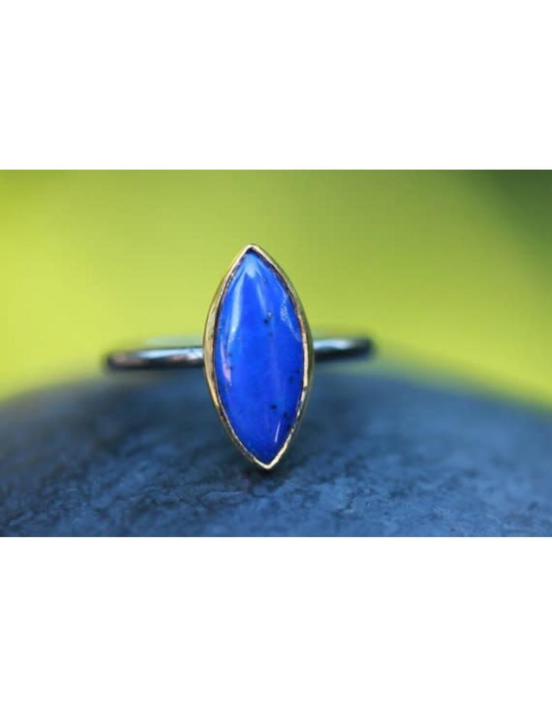 Ambica New York Lapis Lazuli Ring 6.5