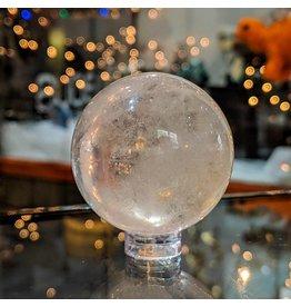 Clear Quartz Sphere 65mm 362g