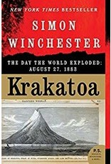 Krakatoa: The Day the World Exploded: August 27, 1883 Paperback Book