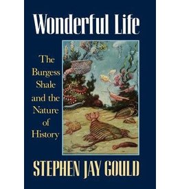 Wonderful Life: The Burgess Shale Hardcover Book