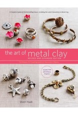 The Art of Metal Clay Paperback Book