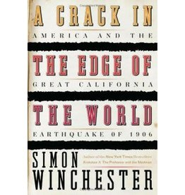 A Crack in the Edge of the World Hardcover Book